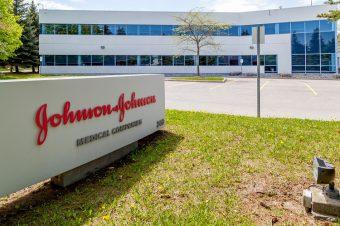 Markham,,Ontario,,Canada,-,May,21,,2018:,Johnson,&,Johnson