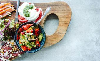 Una nutrición sana y equibrada puede ser deliciosa