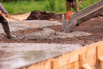 colillas, madera y nuevos materiales de construcción