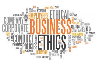 palabras entrelazadas etica y práctica empresarial