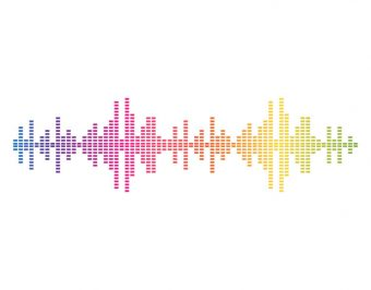 Sound,Wave,Music,Logo,Vector,Template.,Audio,Colorful,Wave,Logo.