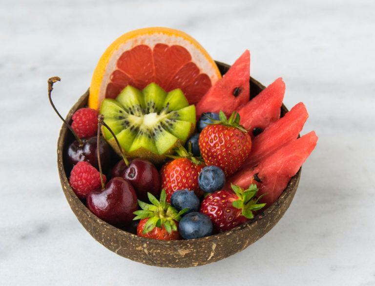 Frutas con más agua