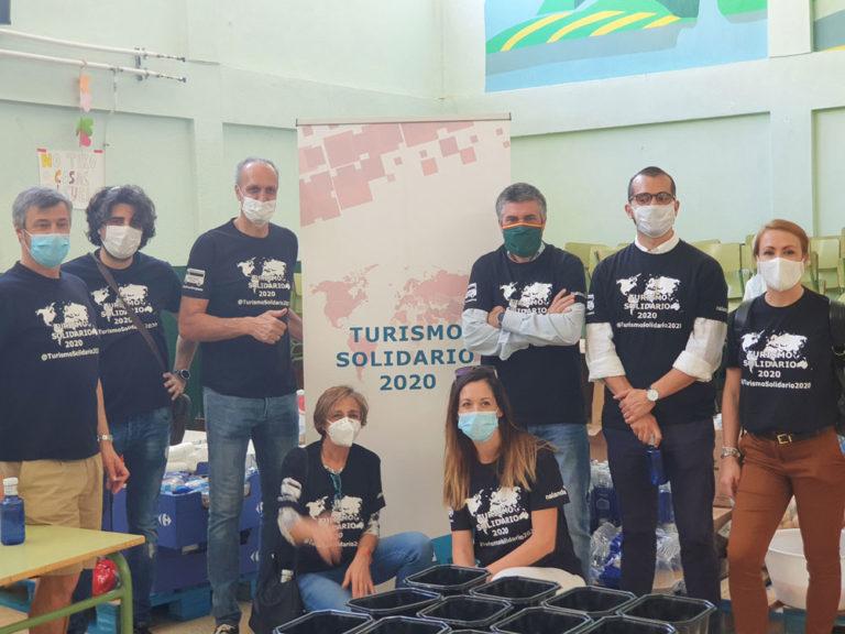 Turismo Solidario 2020, una iniciativa para ayudar en la crisis del Covid